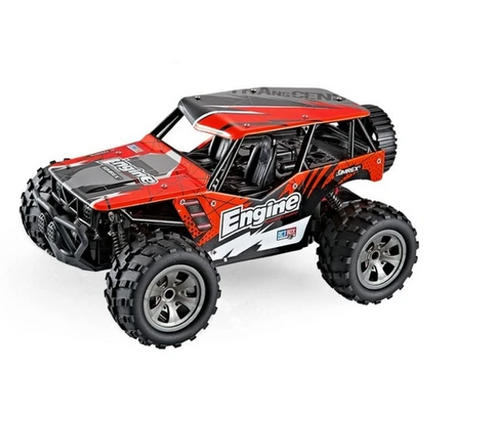 RC Engine Truck