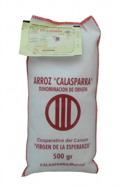 Calasparra Arroz Rice Cloth Bag - 500g