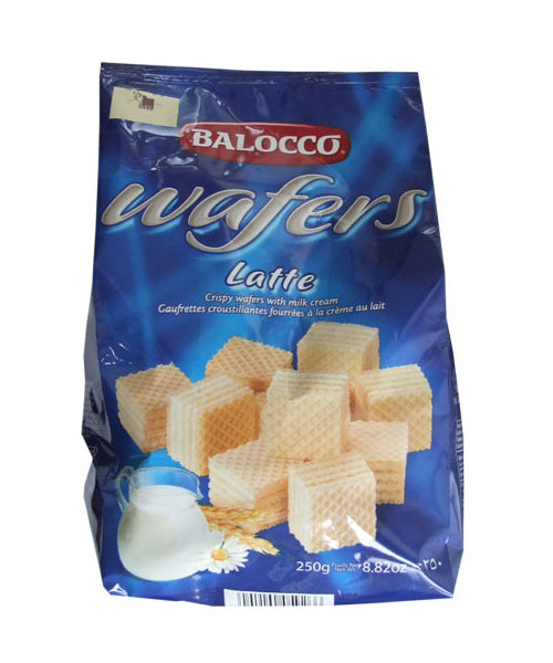 Balocco Wafers Latte - 250g