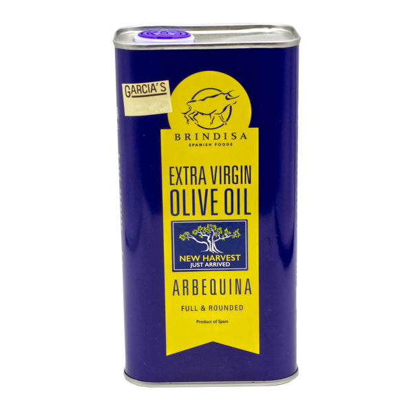 Brindisa Extra Virgin Olive Oil - Arbequina - Full & Rounded - 1 Litre