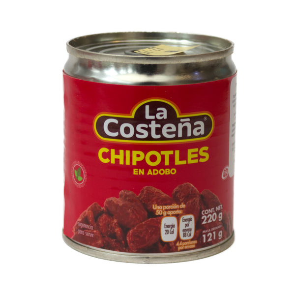 La Costena - Chipotles En Adobo - 220g