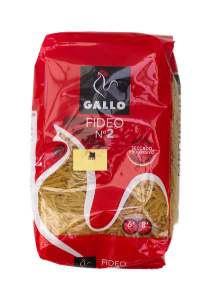 Gallo - Fideo No.2 - 500g