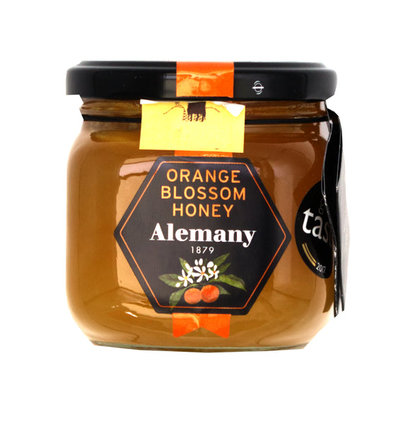 Alemany - Orange Blossom Honey - 250g