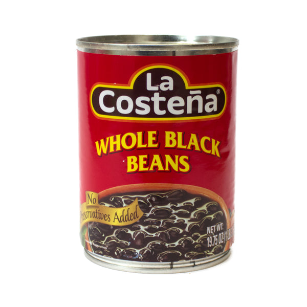 La Costena - Whole Black Beans - 560g