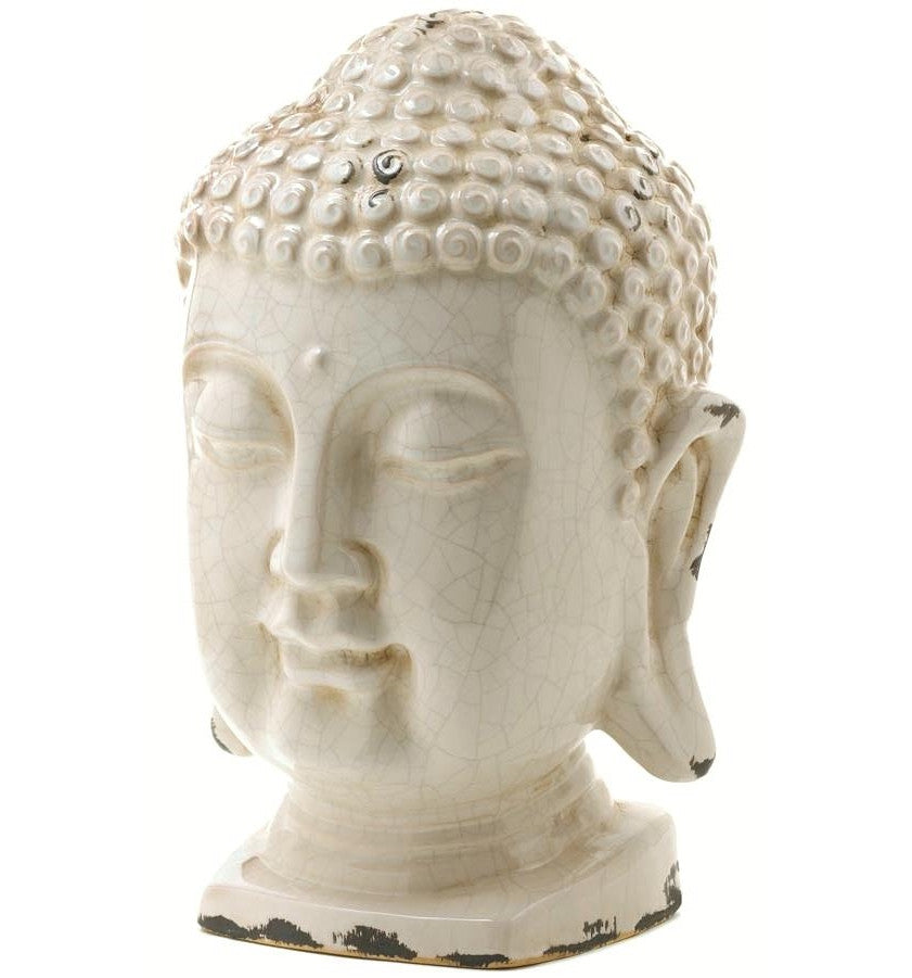 Distressed Buddha Statue