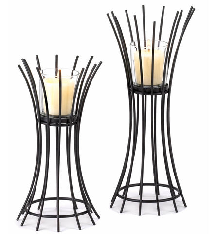 Reeds Candleholders