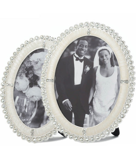 Rhinestone Shine Photo Frames