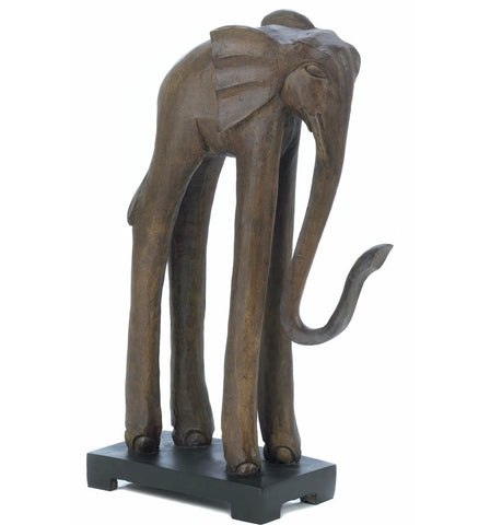 Abstract Elephant Statue