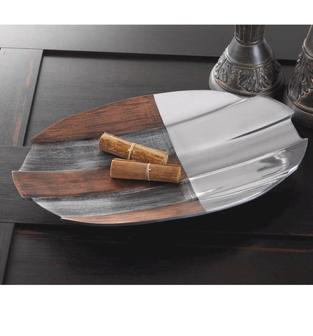 Commix Metal Oval Dish