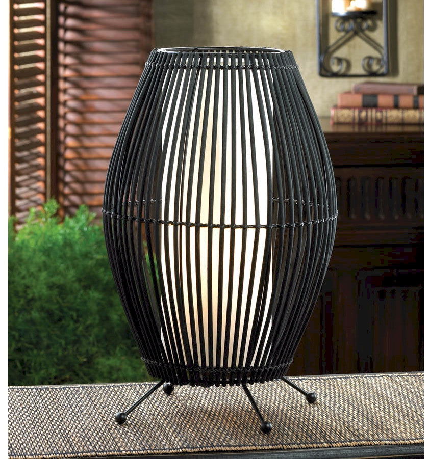 Metal Slats Lamps - Convex