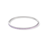 Coeur De Lion Lilac Elegance Bangle