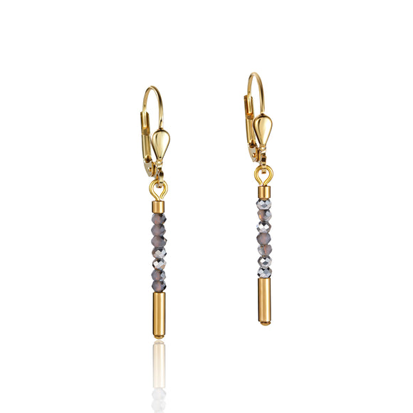 Coeur De Lion Strand Earrings