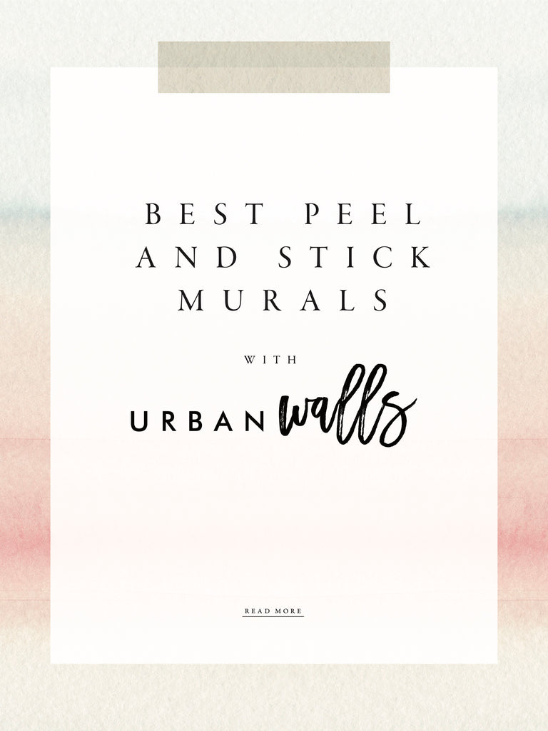 BEST PEEL AND STICK MURALS