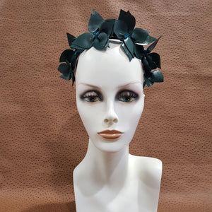 Green Joanne Fascinator
