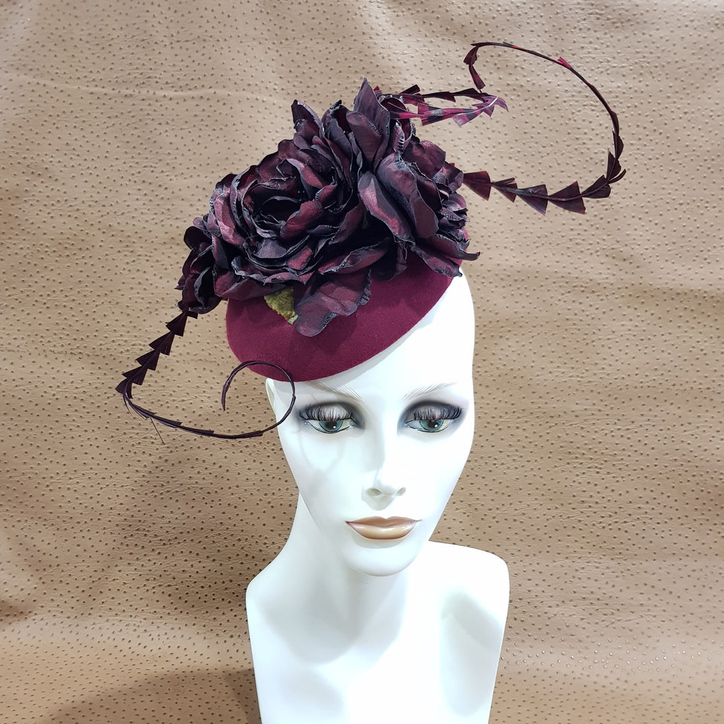 Shiraz Fascinator