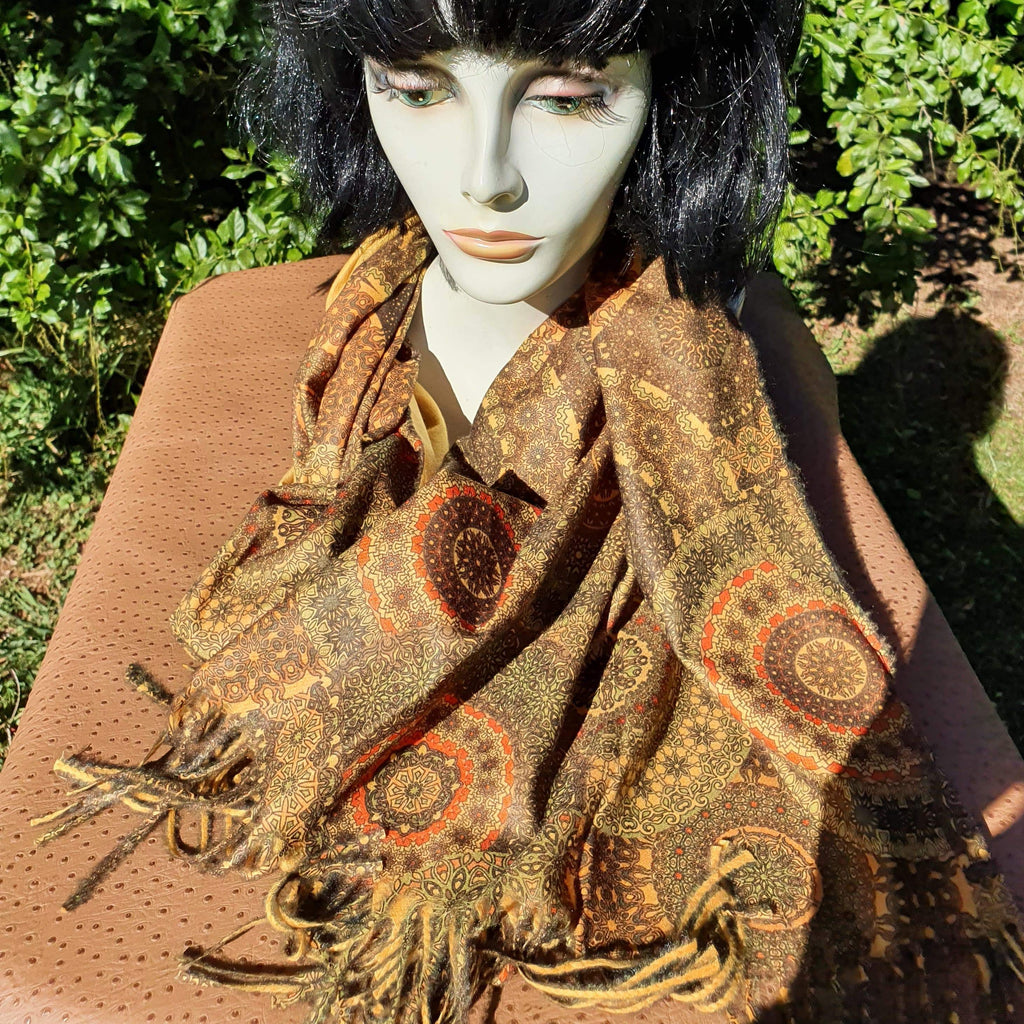 CASI56 - Reversible Cashmere Scarf