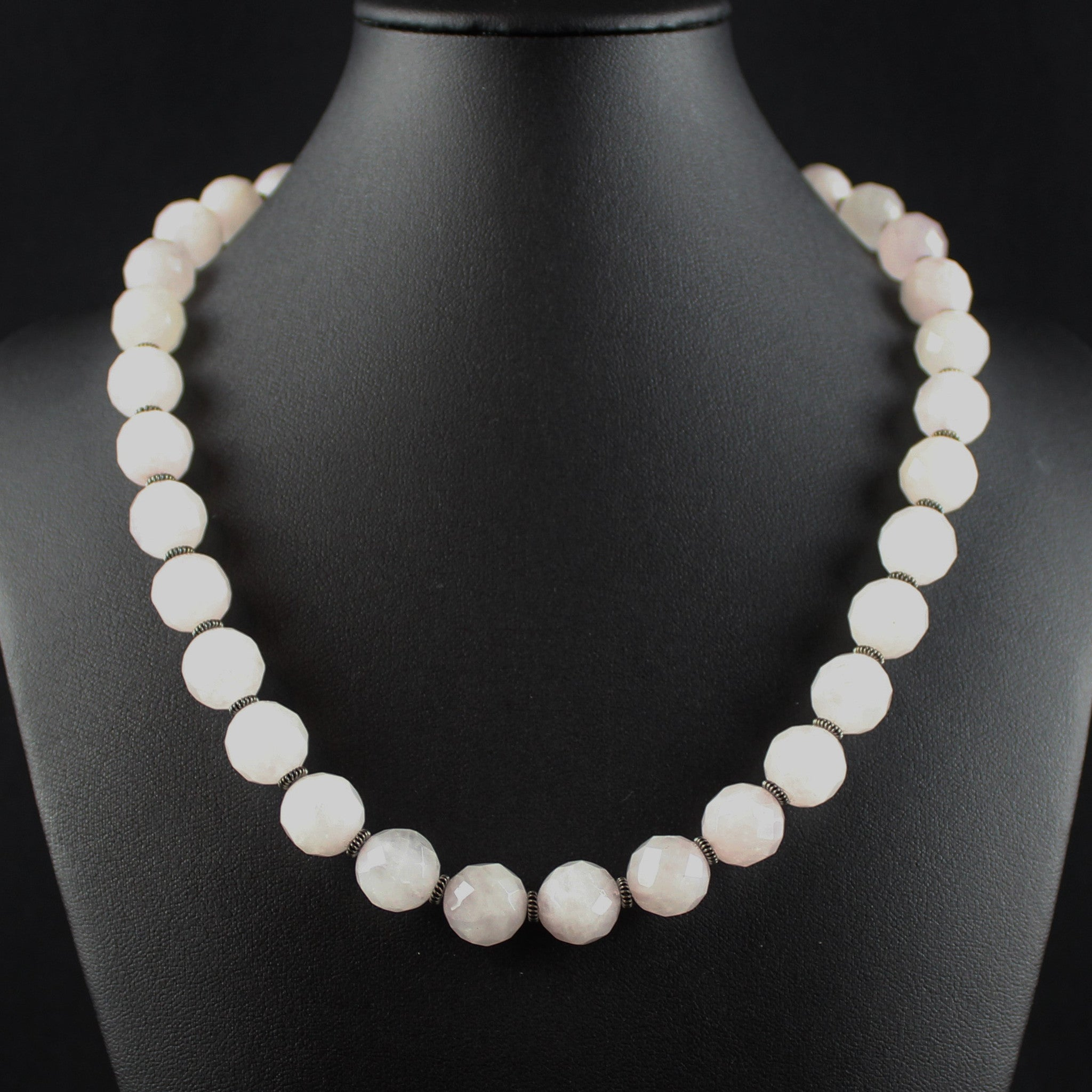 Susan M - Rose Quartz Necklace