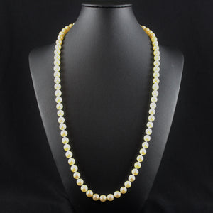 Lemon South Sea Pearl Necklace