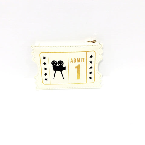 Vendula London - Ticket Coin Purse