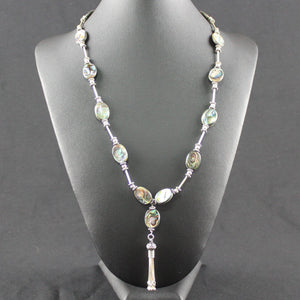 Susan M - Paua Shell Necklace