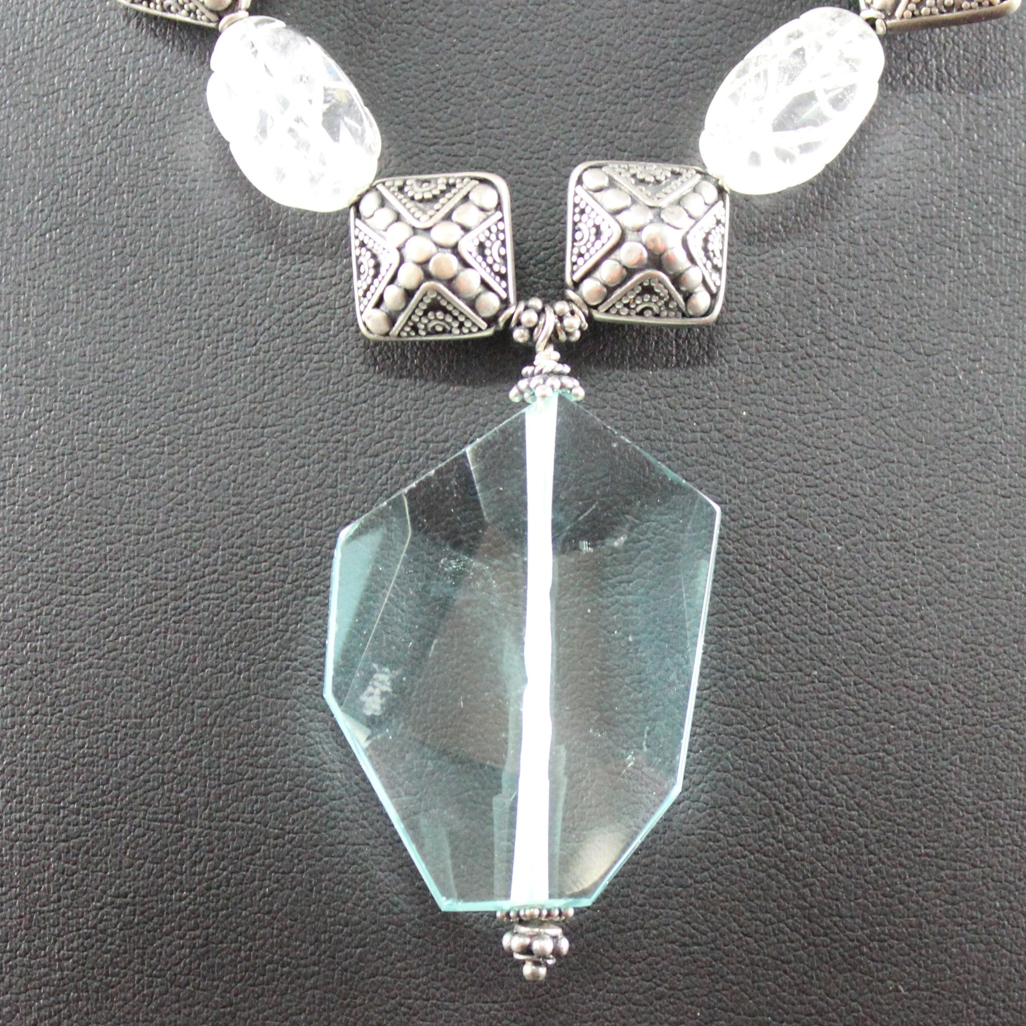 Susan M - Topaz Necklace