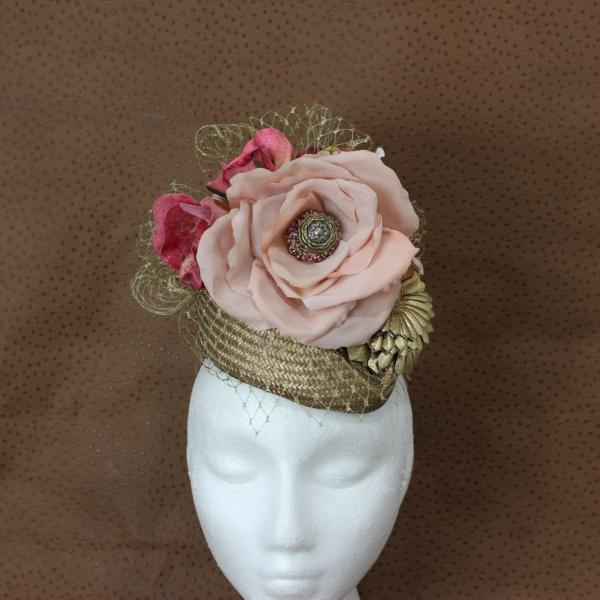 Candy Fascinator