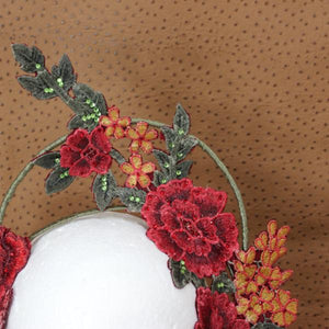 Grace Crown Fascinator