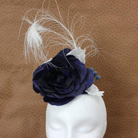 Tea Room Fascinator