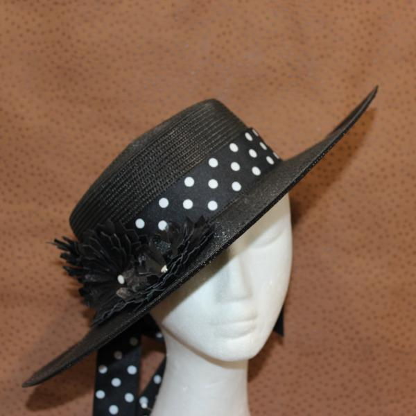 Dottie Hat Fascinator