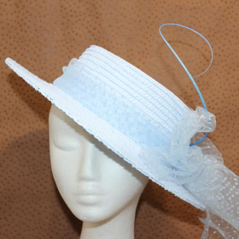 Bo Hat Fascinator