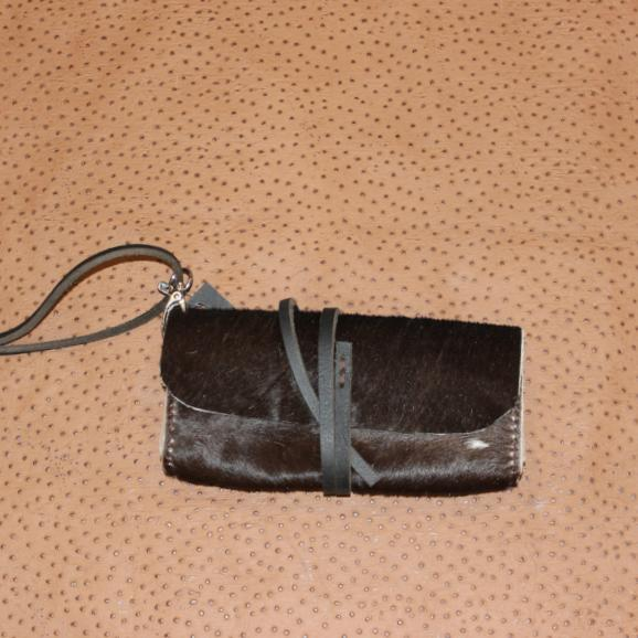 Cow Hide Clutch Bags