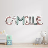 deco stickers chambre fille