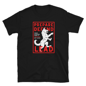 Open image in slideshow, Heraldic Wolf PDL T-Shirt