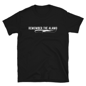 Open image in slideshow, Remember the Alamo! T-Shirt