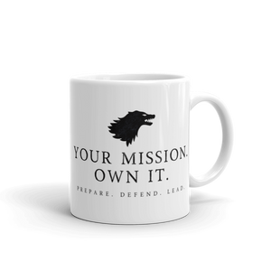 Open image in slideshow, YOUR MISSION MUG