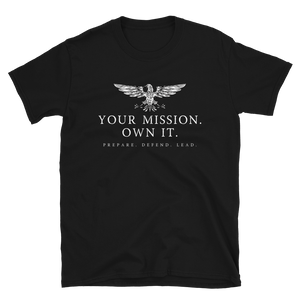 Open image in slideshow, Your Mission Eagle T-Shirt