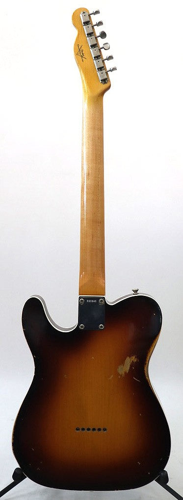 Fender Telecaster Custom Shop 60 Relic 2015