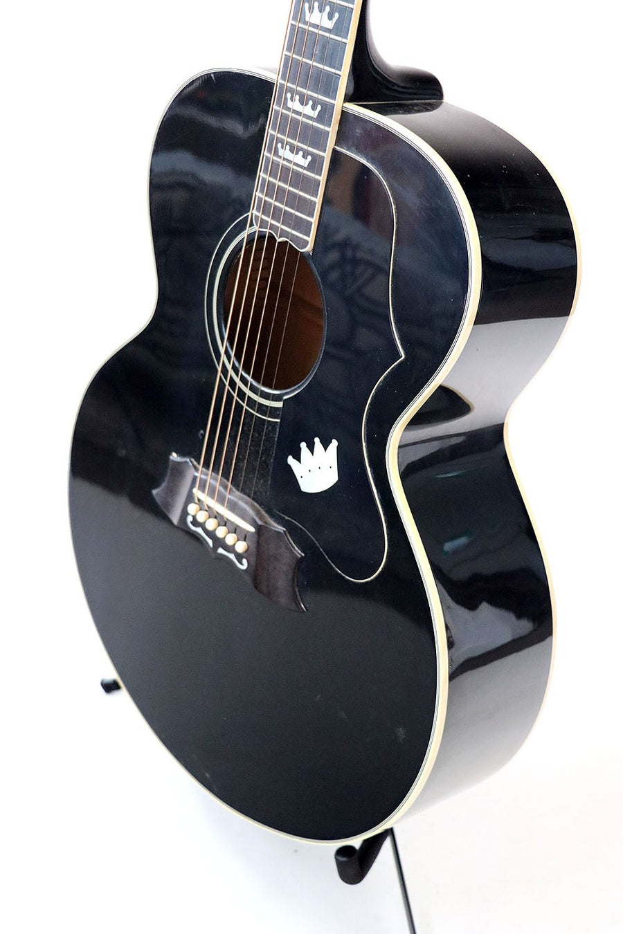 Gibson J-200 1996 Elvis Presley 'King of Rock' Ltd Ed