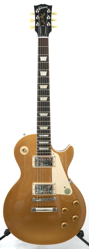 Gibson Les Paul Standard Gold Top 2019