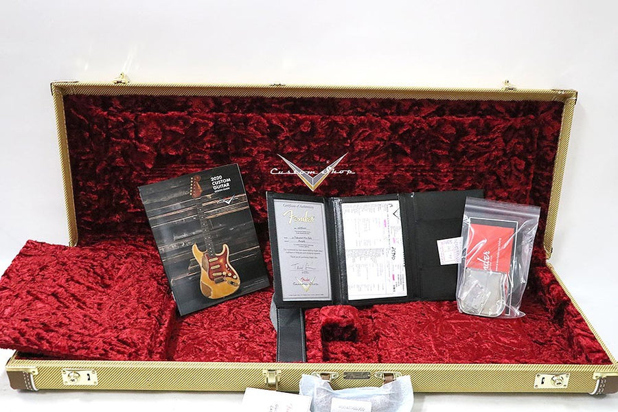 Fender Custom Shop 52 Double Bound Telecaster 2020