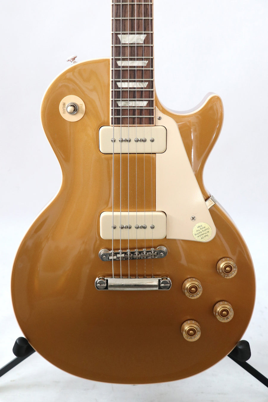 Gibson Les Paul Classic 2018 Gold Top P90s