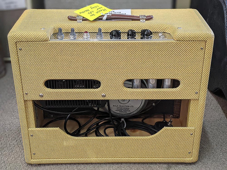 Eric Clapton Signature EC Tremolux 12W 1x12 Hand-Wired