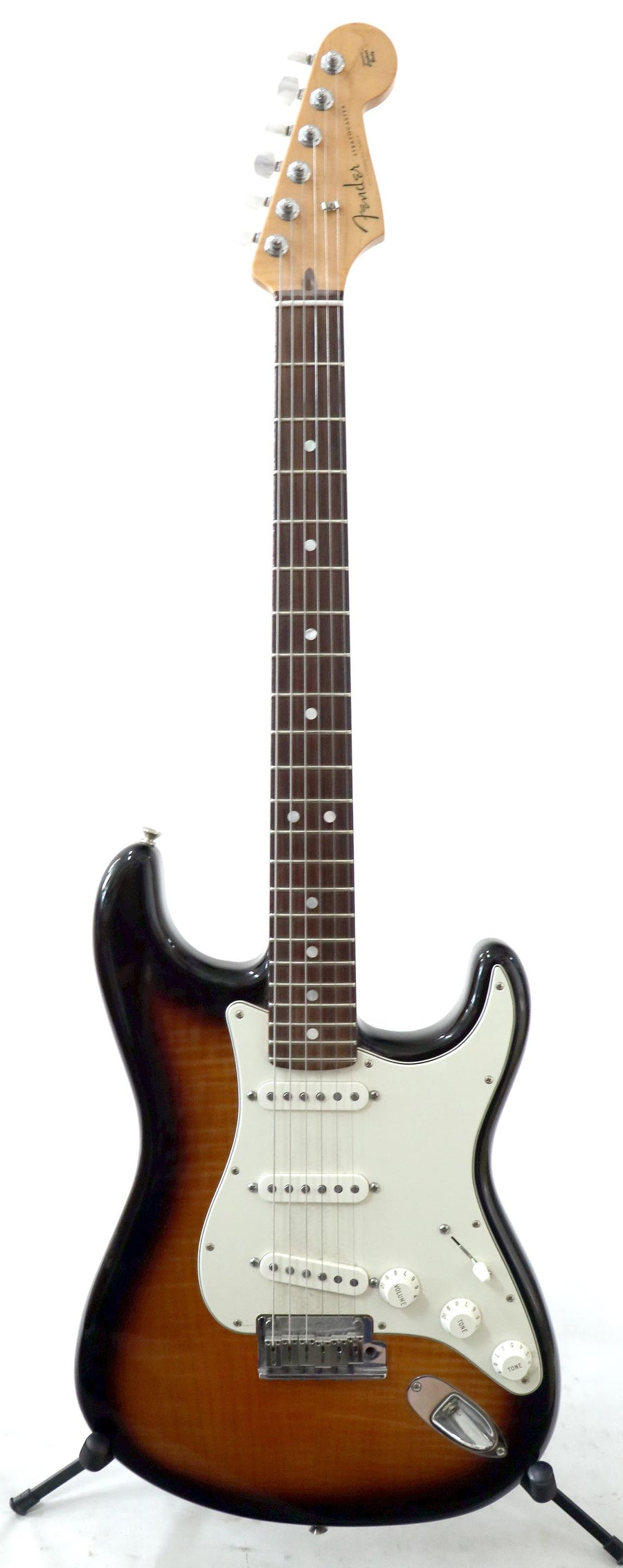 Fender Stratocaster Custom Shop Deluxe