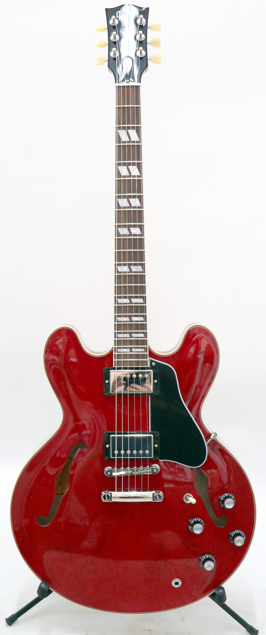 Gibson ES-345 Semi-Hollow Sixties Cherry - 2020 latest model!!