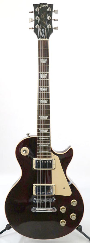 Gibson Les Paul Standard 1981 Wine Red