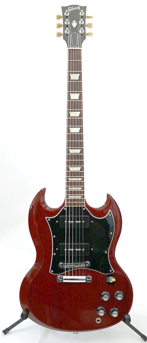 Gibson SG Standard T 2016 with P90s