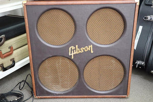 Gibson Super Goldtone Head and Cabinet