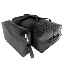Load image into Gallery viewer, Studio photo of Flight Dual Carry travel duffle by Northstar Bags. Carry on duffel is a lightweight soft sided travel bag. Northstar duffle bags are guaranteed for life.