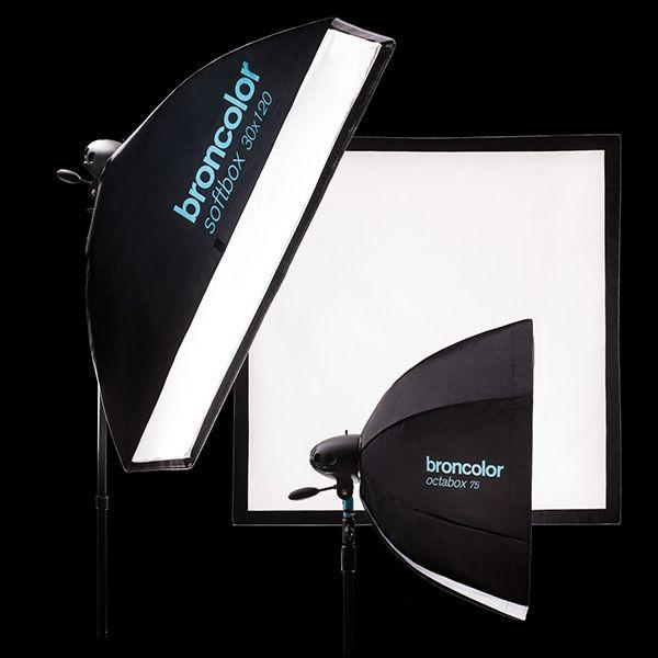 Broncolor Softbox 30 x 120 cm (1 x 4')