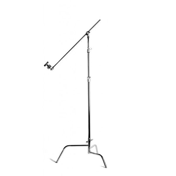 "Matthews Hollywood 40"" C+Stand w/ Detachable Turtle Base, Grip Head and 40"" Arm - 10.5' (3.2m)"